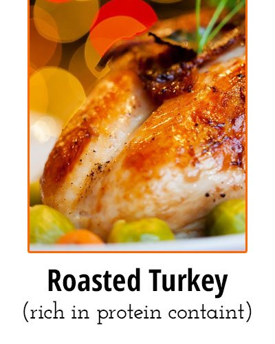 Roasted Turkey Low Sodium Food