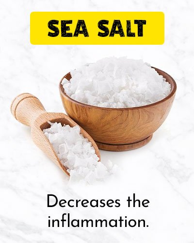 Sea Salt To Get Rid Of Ingrown Hair