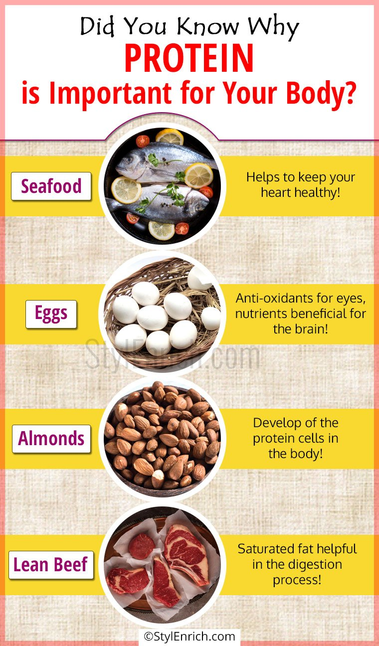 Health Benefits Of Protein