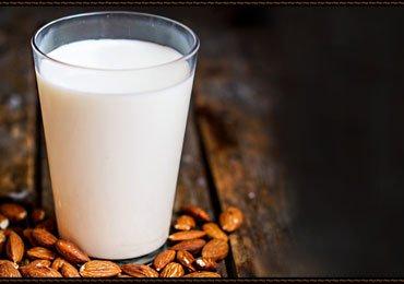 Health Benefits of Almond Milk