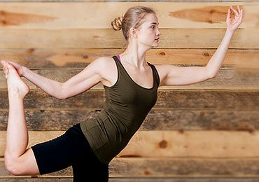 Yoga Poses To Feel Lighter
