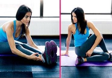 Yoga Poses For Better Sleep!