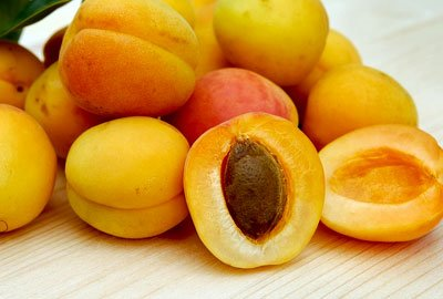 Apricots are advised for diabetics