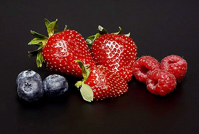 Berries are beneficial for diabetics
