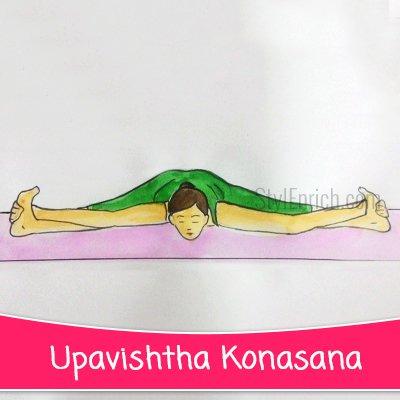 Upavishtha Konasana