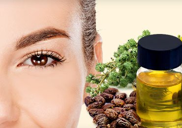 Castor Oil for Eyebrows Growth