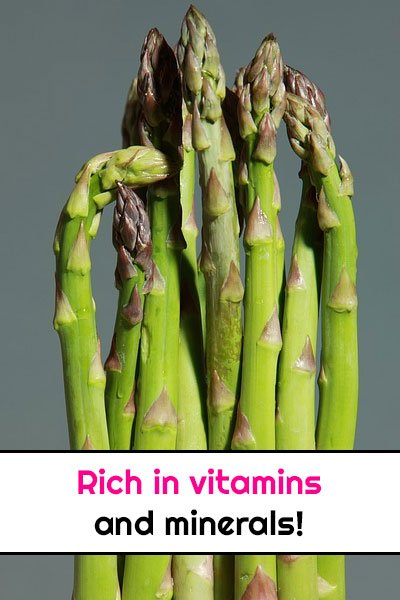 Asparagus For Varicose Veins
