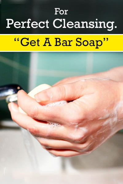 Bar Soap - A Perfect Cleansing Product