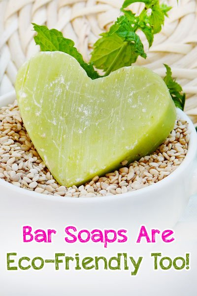 Eco-Friendly Bar Soaps