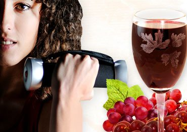 Red Wine Equal To Gymming