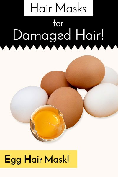 Hair Mask Of Egg