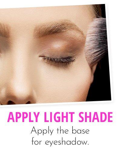 Lightest Eye Shadow