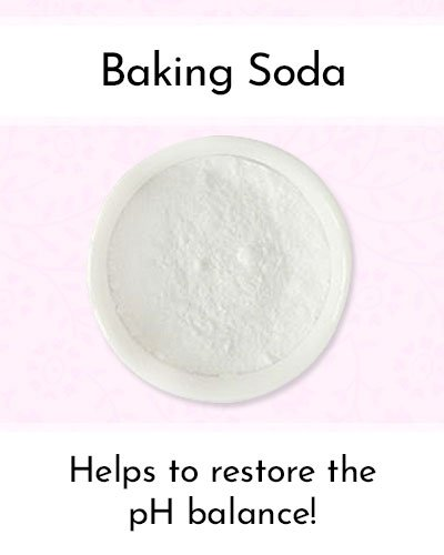 Baking Soda Scrub To Shrink Pores