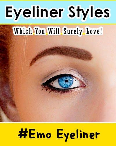 Emo Eyeliner