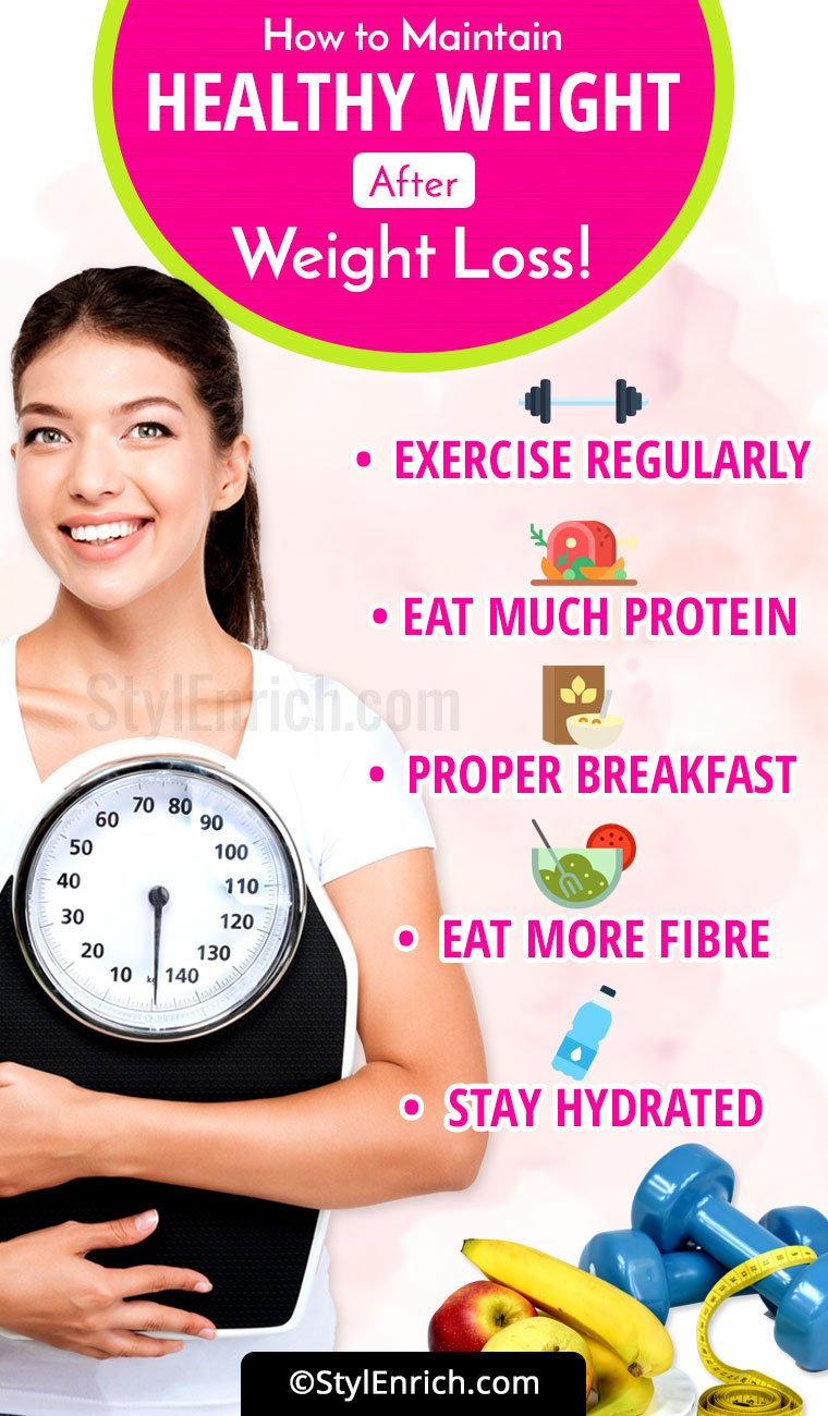 How to Maintain a Healthy Weight images