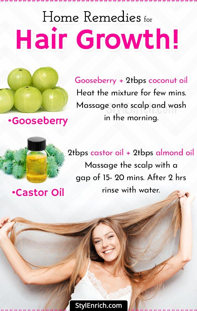 25 Natural Hair Growth