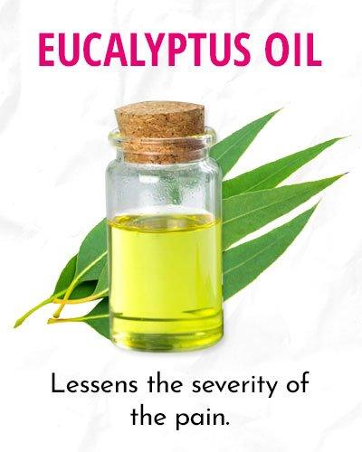Eucalyptus Oils For Menstrual Cramps