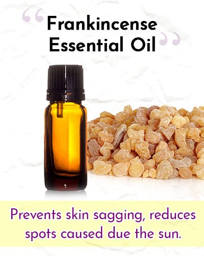Frankincense Essential Oil For Wrinkles