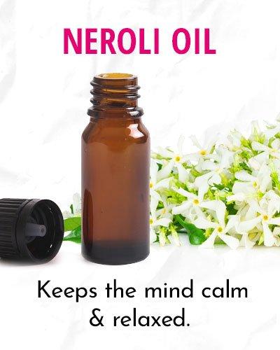 Neroli Oil For Menstrual Cramps