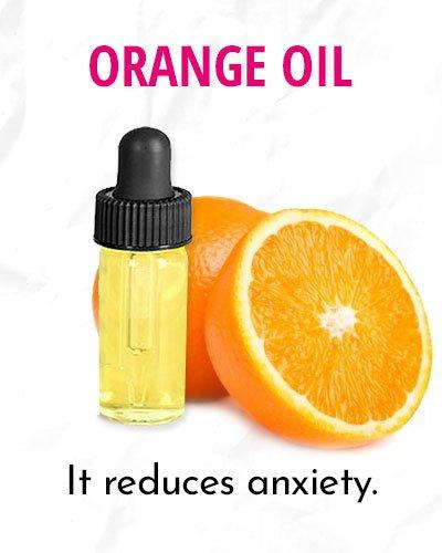 Orange Oil For Menstrual Cramps