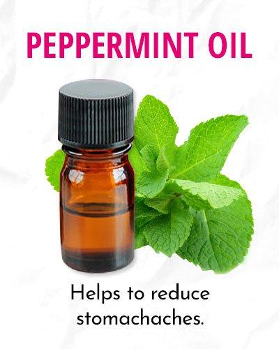 Peppermint Oil For Menstrual Cramps