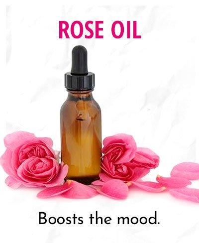 Rose Essential Oil For Menstrual Cramps