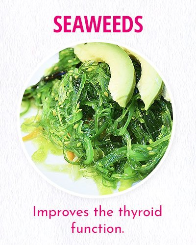 Seaweeds For Hypothyroidism