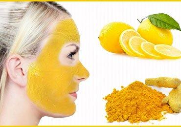 Turmeric Face Mask Recipes