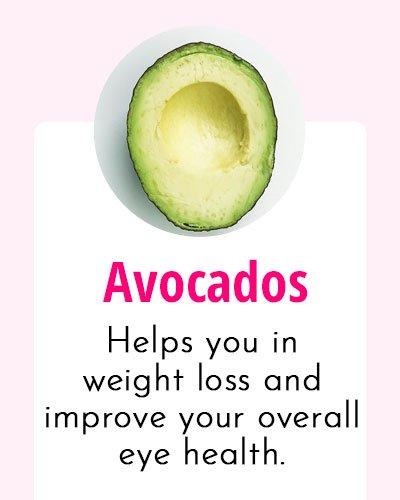 Avocado-Biotin Rich Food