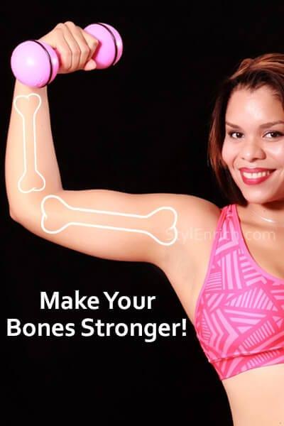 Cucumber Water Make Your Bones Stronger