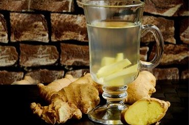 Ginger Root Tea Benefits