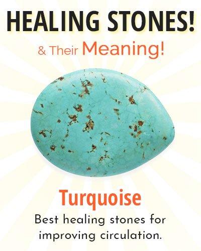 Turquoise Healing Stone