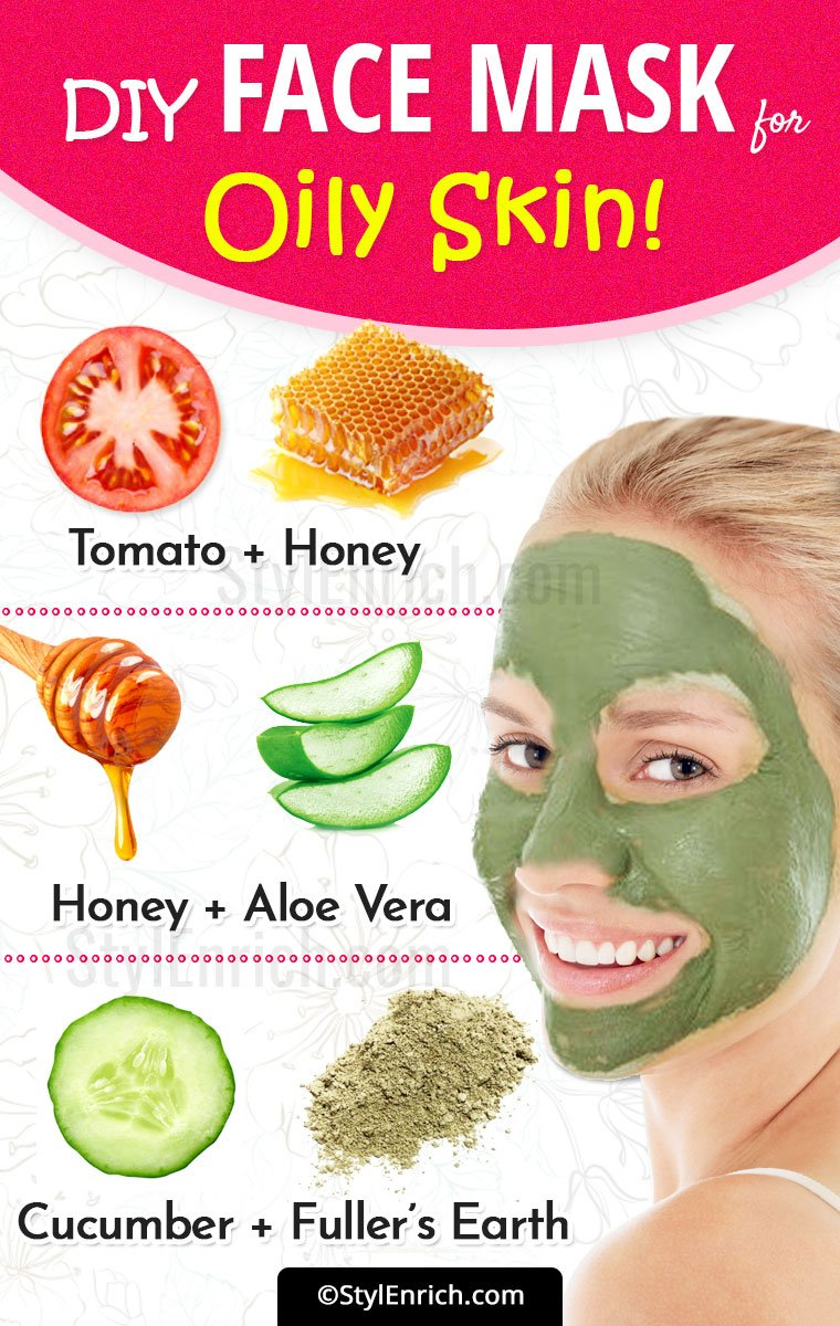 Diy face mask for oily skin try hands on these effective remedies diy face mask for oily skin solutioingenieria Image collections