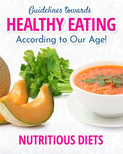 Nutritious diets for adults