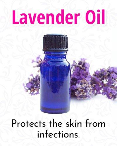 Lavender Facial Oils Mask Recipe