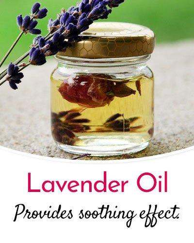 Lavender Oil For Dry Eyes