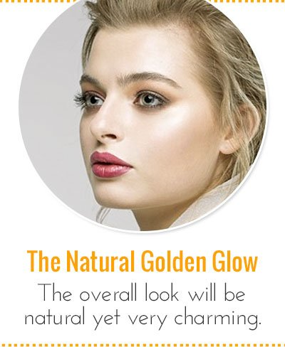 Natural Golden Glow