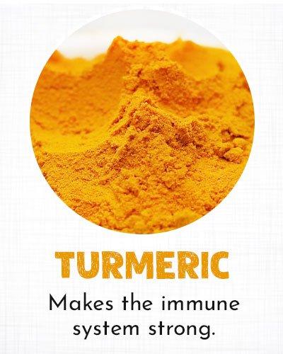 Turmeric for Allergy