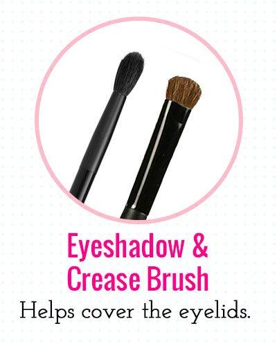 Eyeshadow And Crease Brush