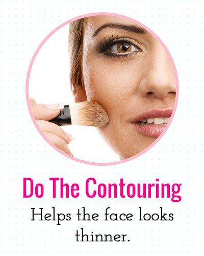 How To Do The Contouring?