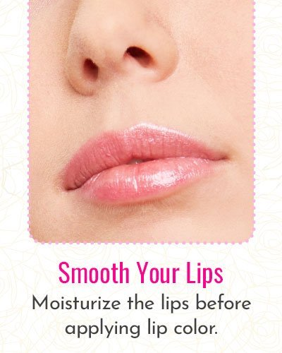 Smooth Your Lips