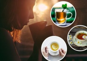 Which tea is good for sore throat?