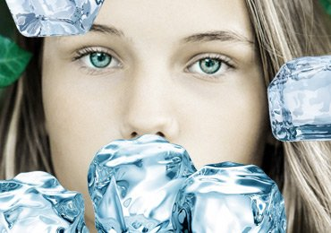 10 DIY Ice Cube Face Masks for Glowing Skin
