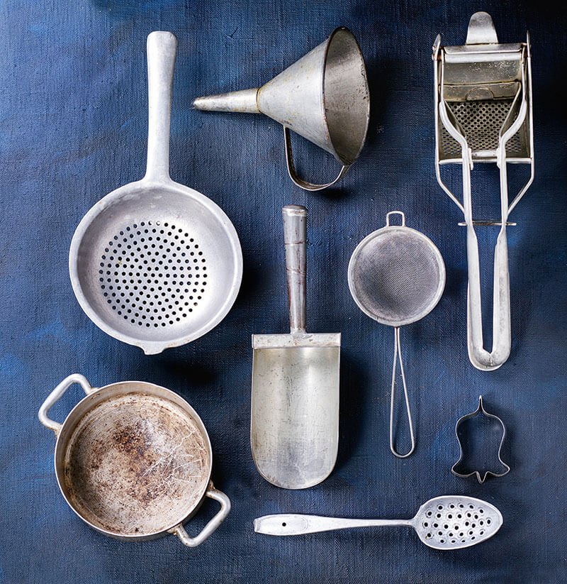 How to Clean Silver Utensils