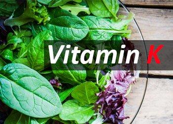 Vitamin K Health Benefits