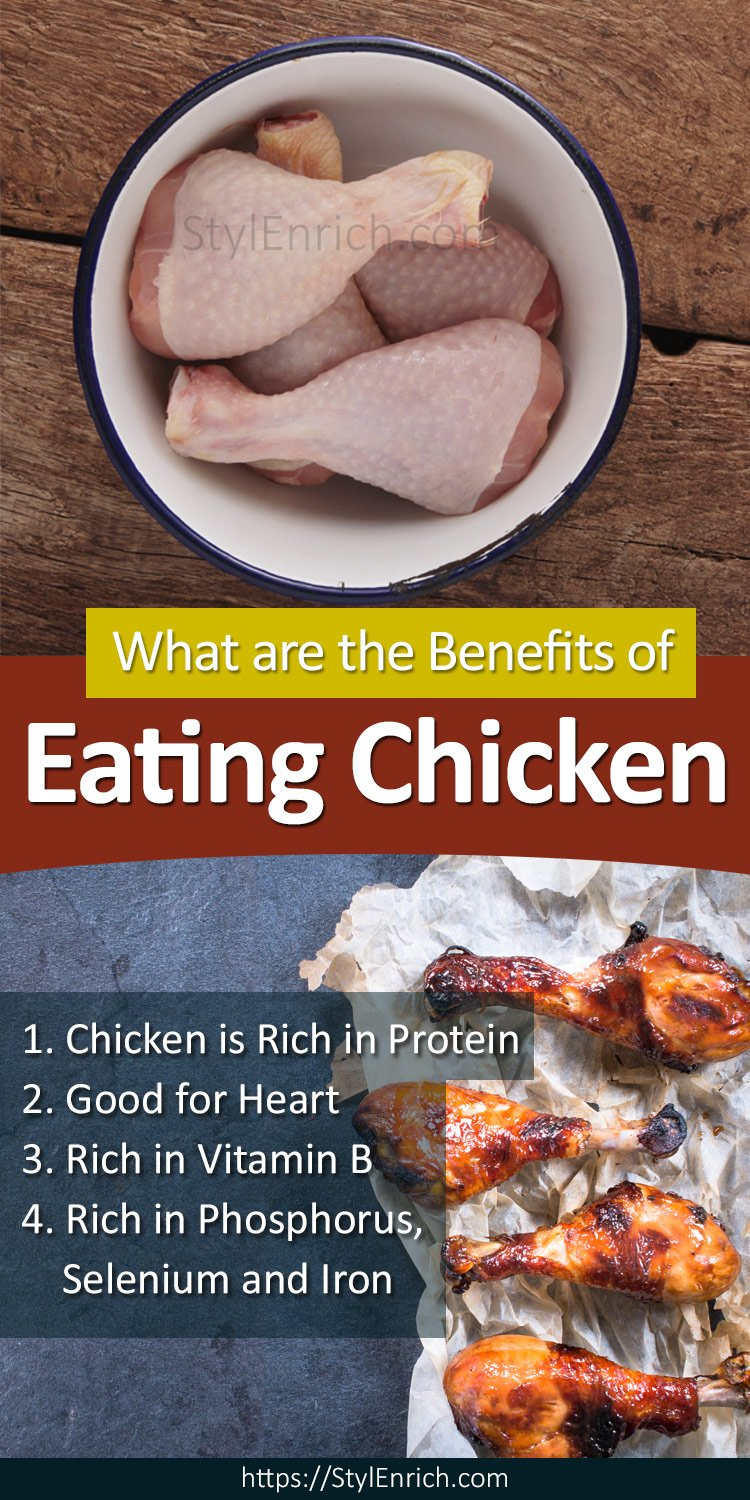 Benefits of Eating Chicken