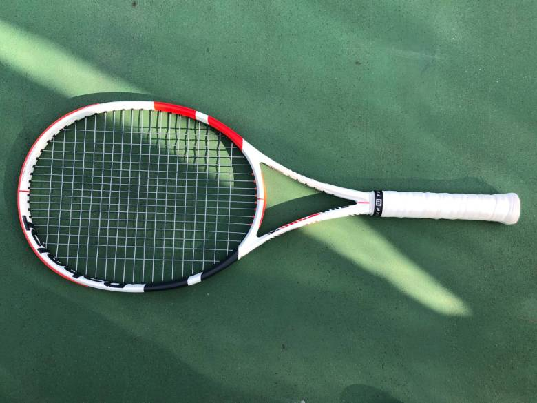 style of tennis bad strings and rackets diary 1