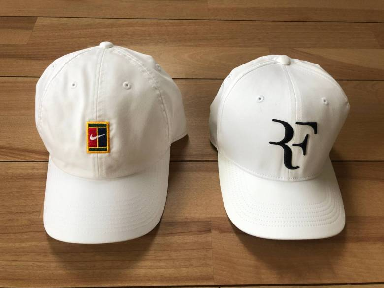 style of tennis nike court classic cap