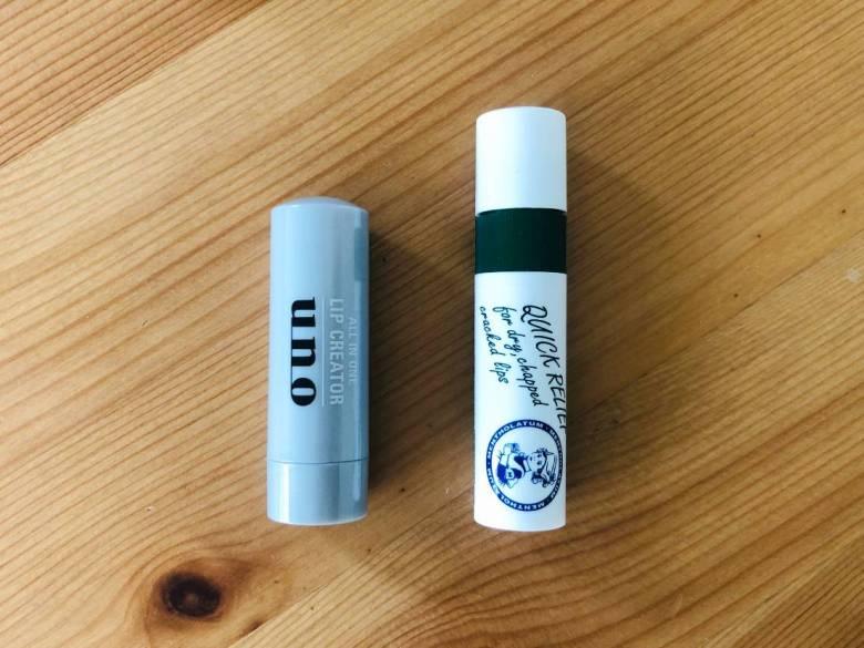 style of tennis uno mens lip cream