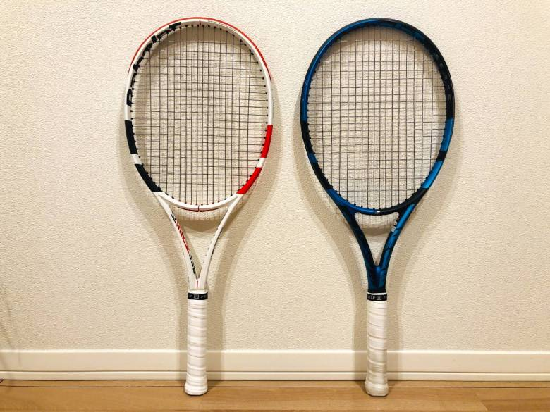 style of tennis pure drive or pure strike